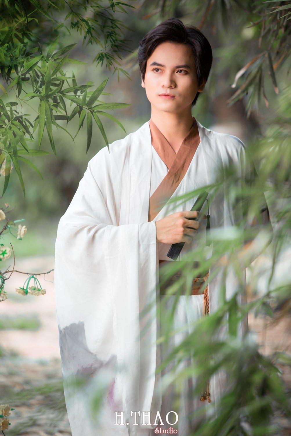 Anh co trang nam 1 - Album ảnh cổ trang nam phong cách thư sinh đẹp lạ mắt – HThao Studio