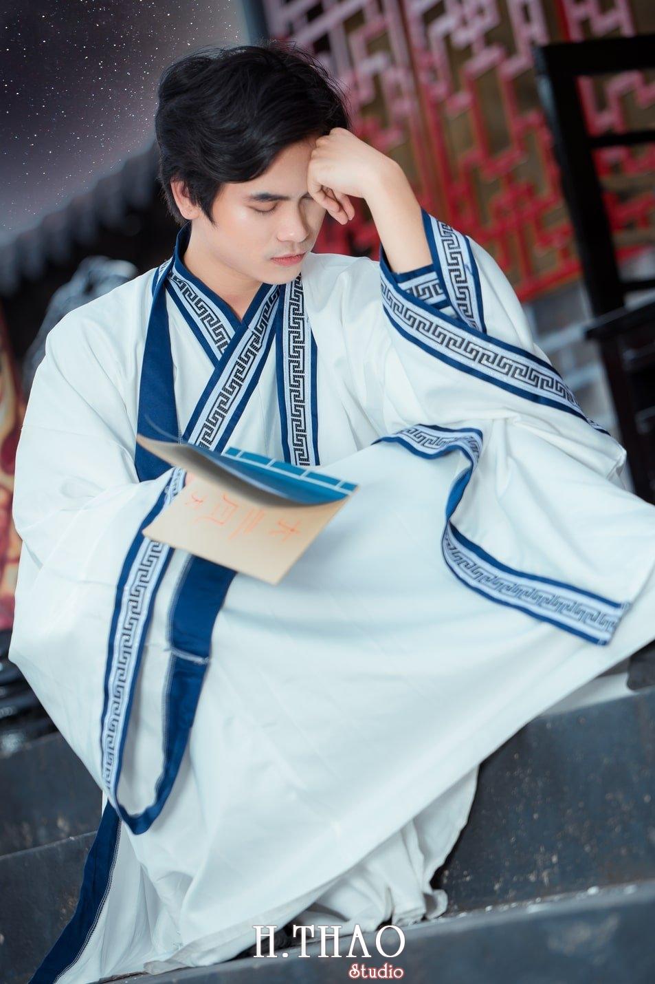 Anh co trang nam 14 - Album ảnh cổ trang nam phong cách thư sinh đẹp lạ mắt – HThao Studio