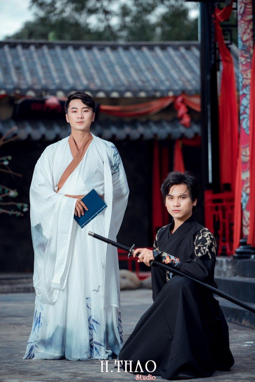 Anh co trang nam 16 - Album ảnh cổ trang nam phong cách thư sinh đẹp lạ mắt – HThao Studio