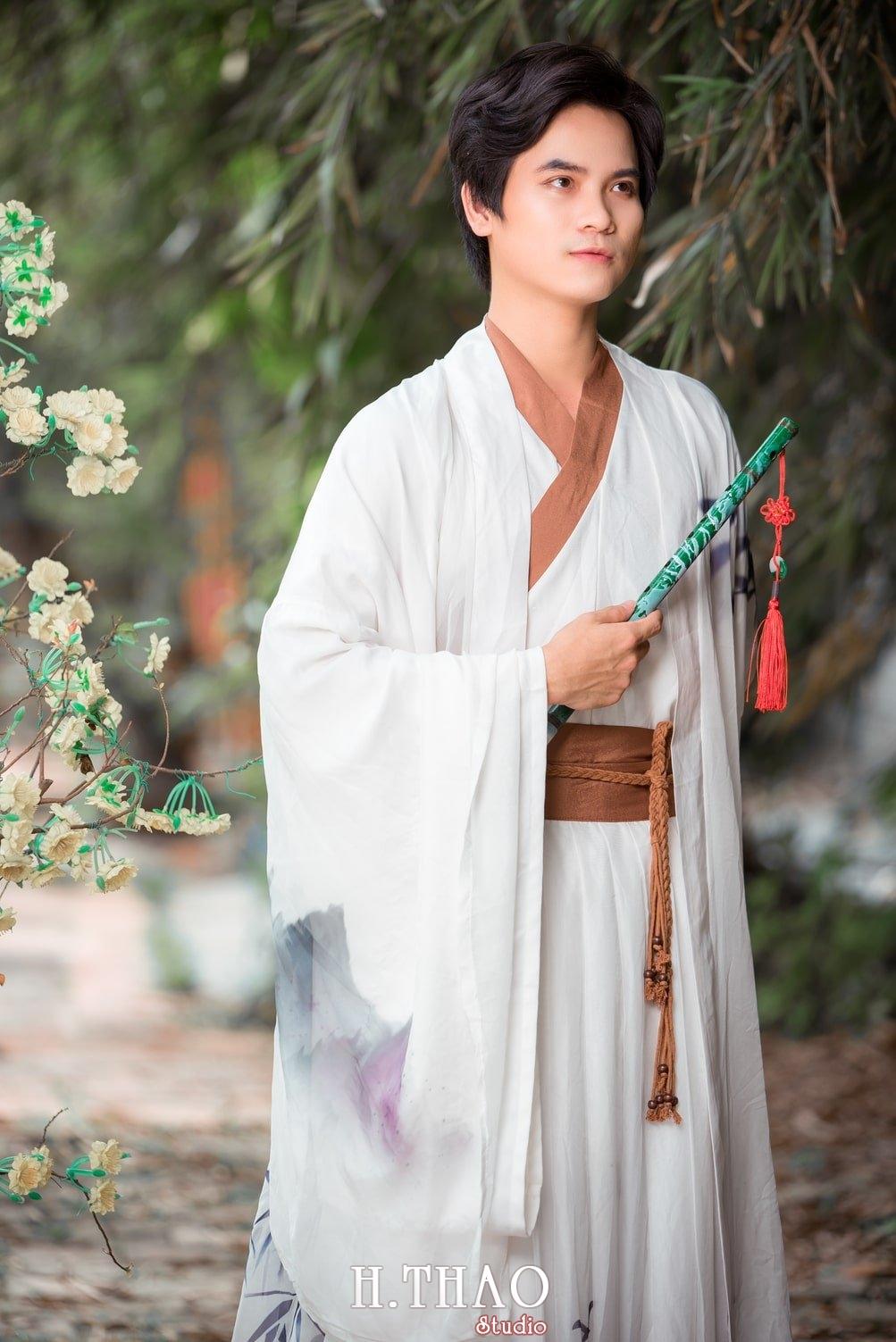 Anh co trang nam 4 - Album ảnh cổ trang nam phong cách thư sinh đẹp lạ mắt – HThao Studio