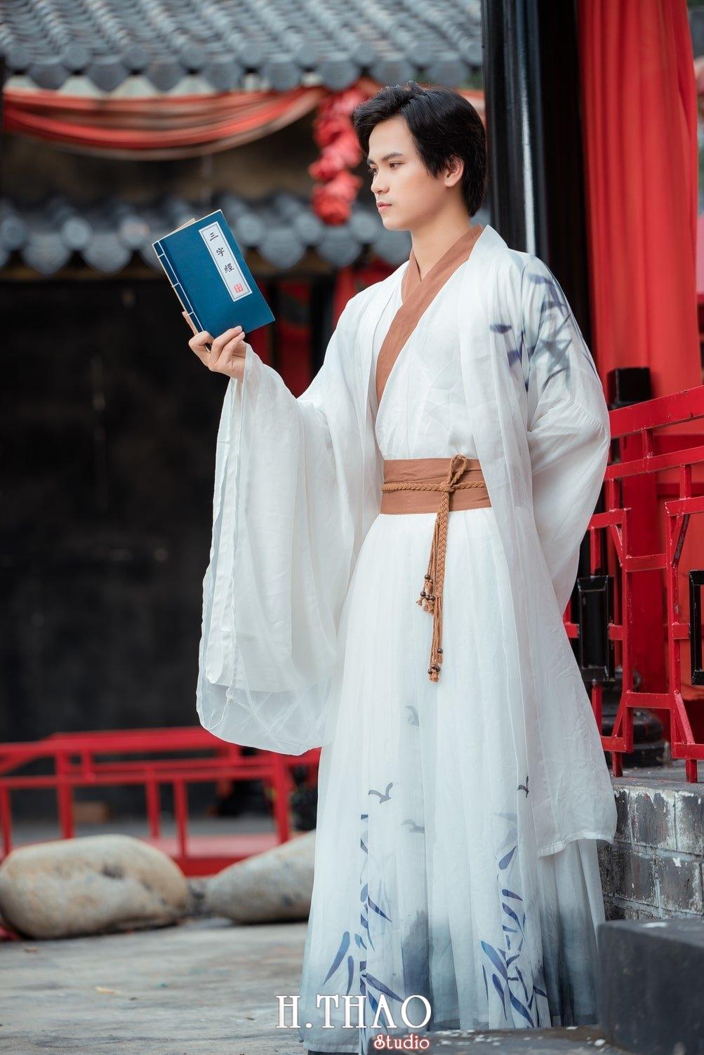 Anh co trang nam 5 - Album ảnh cổ trang nam phong cách thư sinh đẹp lạ mắt – HThao Studio