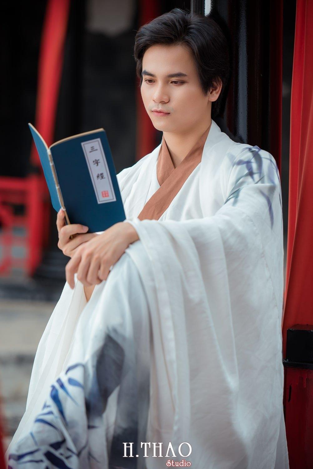 Anh co trang nam 6 - Album ảnh cổ trang nam phong cách thư sinh đẹp lạ mắt – HThao Studio