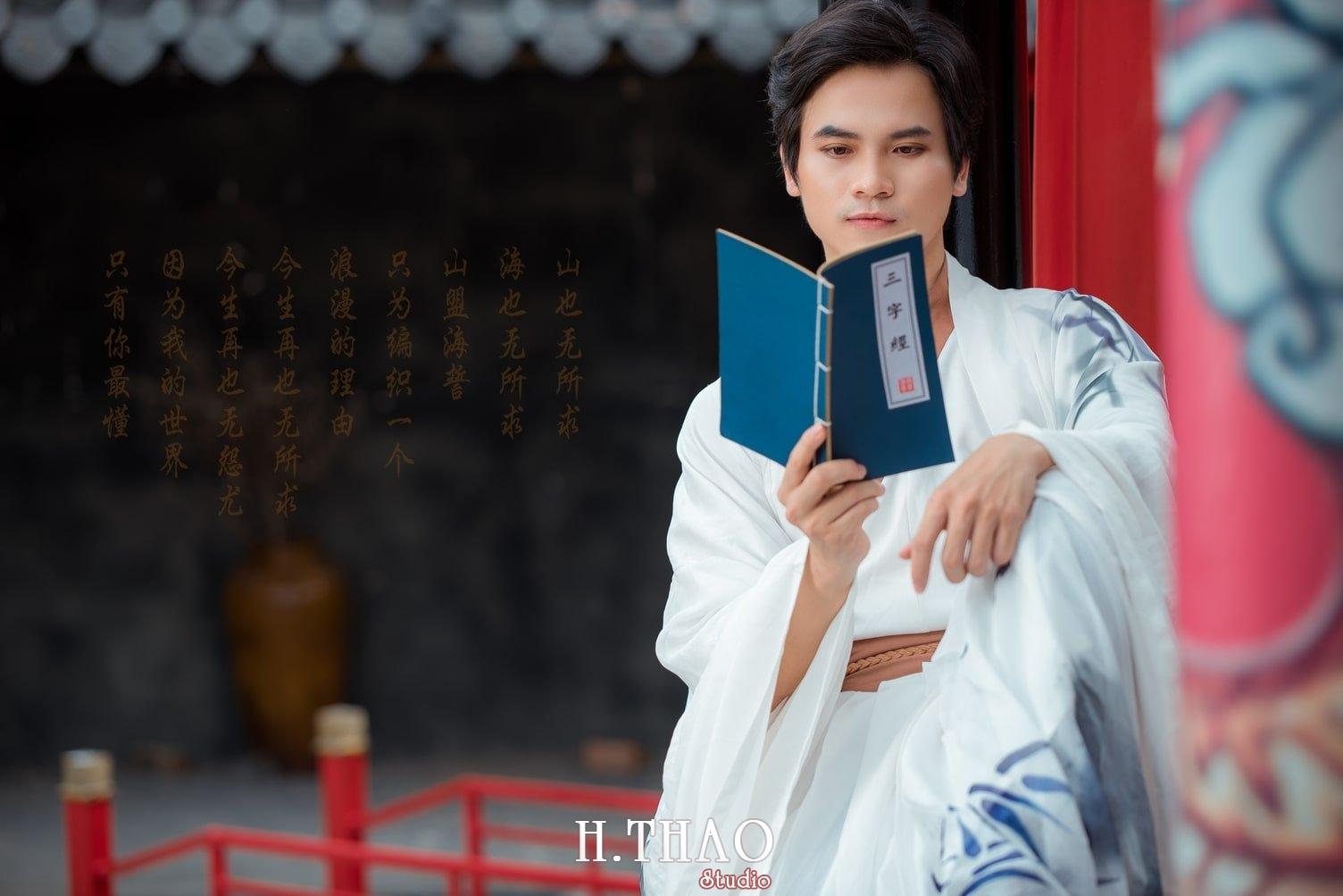 Anh co trang nam 7 - Album ảnh cổ trang nam phong cách thư sinh đẹp lạ mắt – HThao Studio