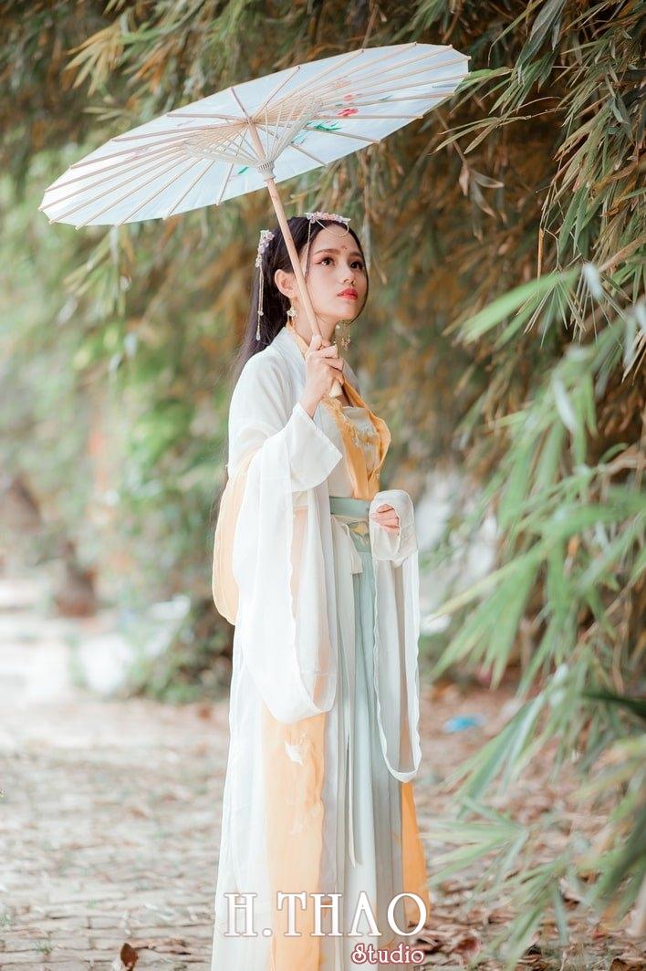 Anh co trang nu 1 - Album ảnh chụp cổ trang cá nhân theo concept đời đường - HThao Studio