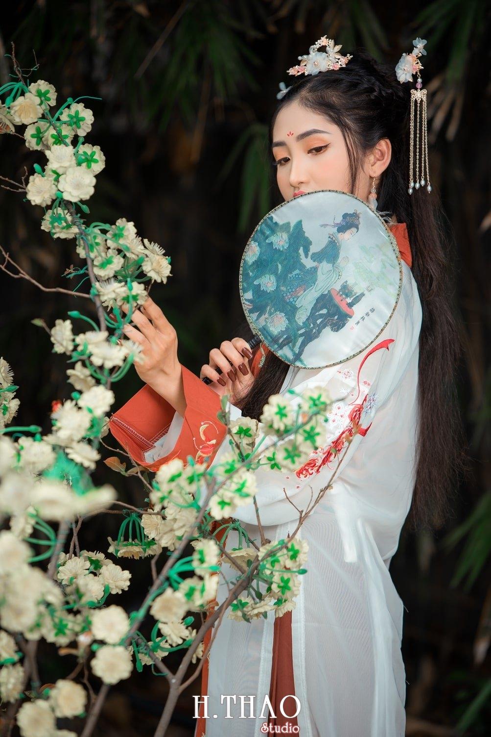 Anh co trang nu 7 - Bộ ảnh cổ trang chụp theo concept tiểu long nữ nhẹ nhàng - HThao Studio