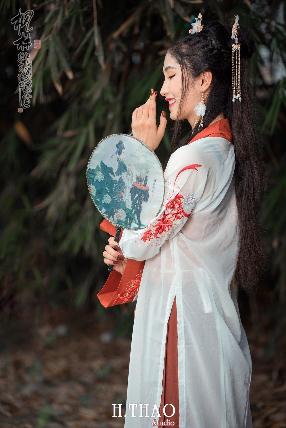Anh co trang nu 9 - Bộ ảnh cổ trang chụp theo concept tiểu long nữ nhẹ nhàng - HThao Studio