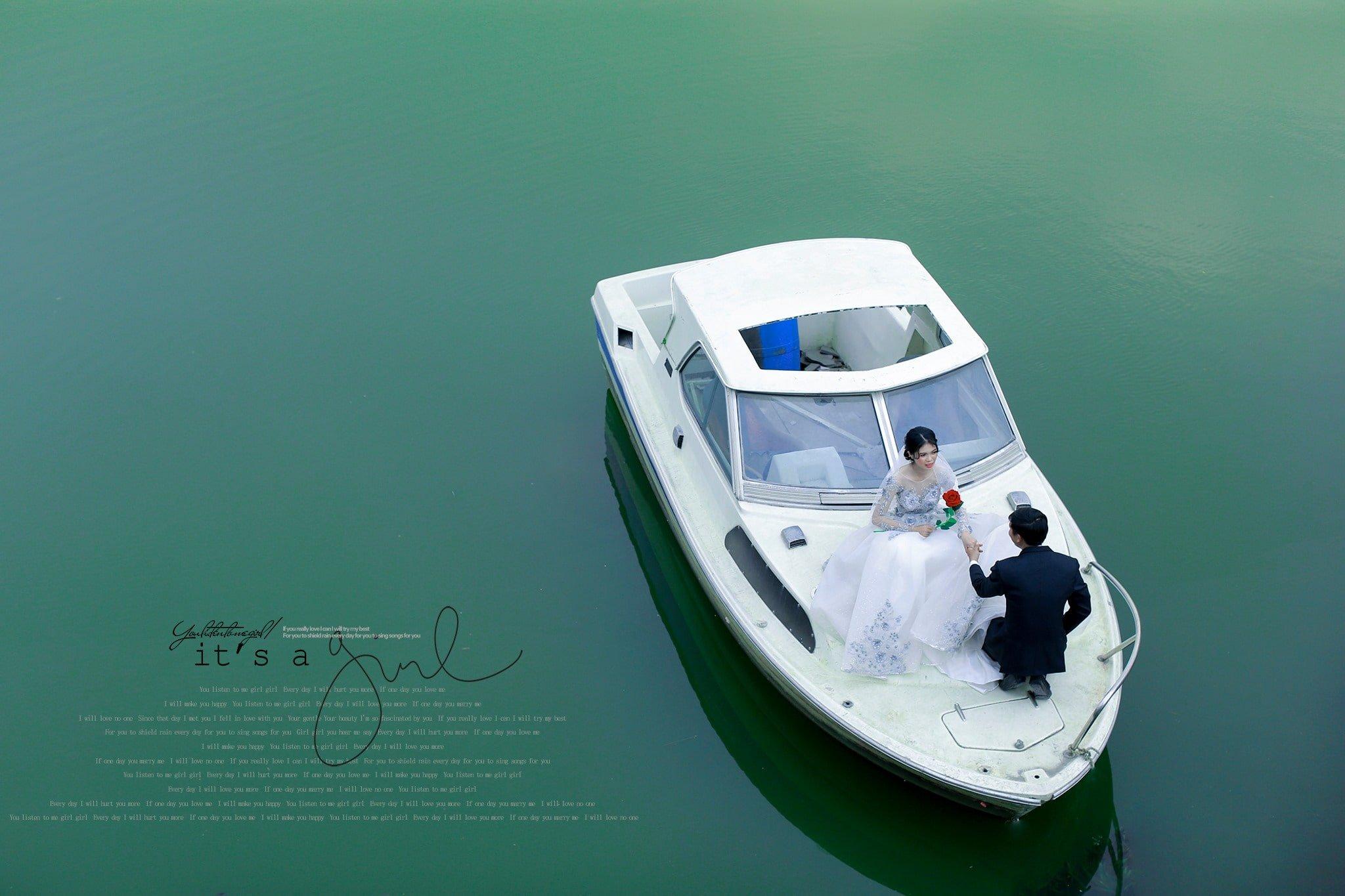 Anh cuoi 50 min - Chụp ảnh cưới phong cách châu âu ngay giữa lòng Tp.HCM - HThao Studio