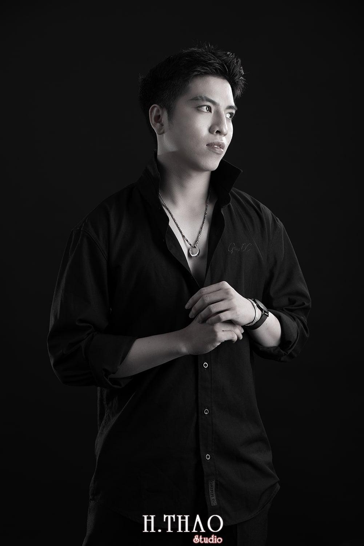 Anh nghe thuat nam 15 - Album chụp ảnh nghệ thuật nam trong studio cực ngầu - HThao Studio