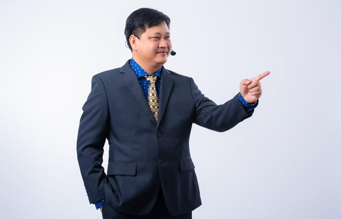 Ảnh profile doanh nhân đẹp