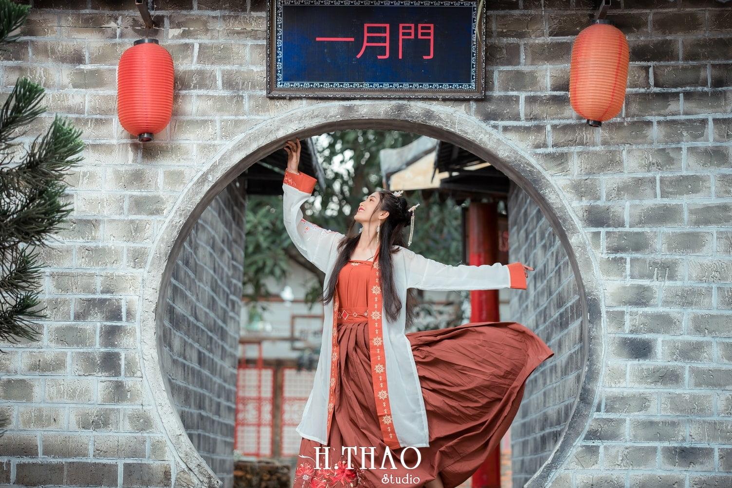 Anh tieu long nu 1 - Album ảnh chụp cổ trang cá nhân theo concept đời đường - HThao Studio
