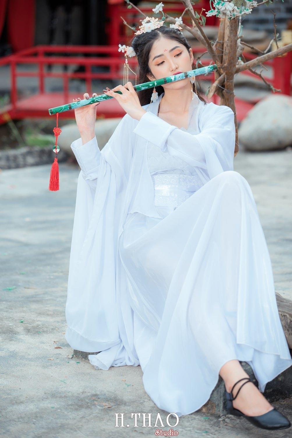 Anh tieu long nu 11 - Bộ ảnh cổ trang chụp theo concept tiểu long nữ nhẹ nhàng - HThao Studio