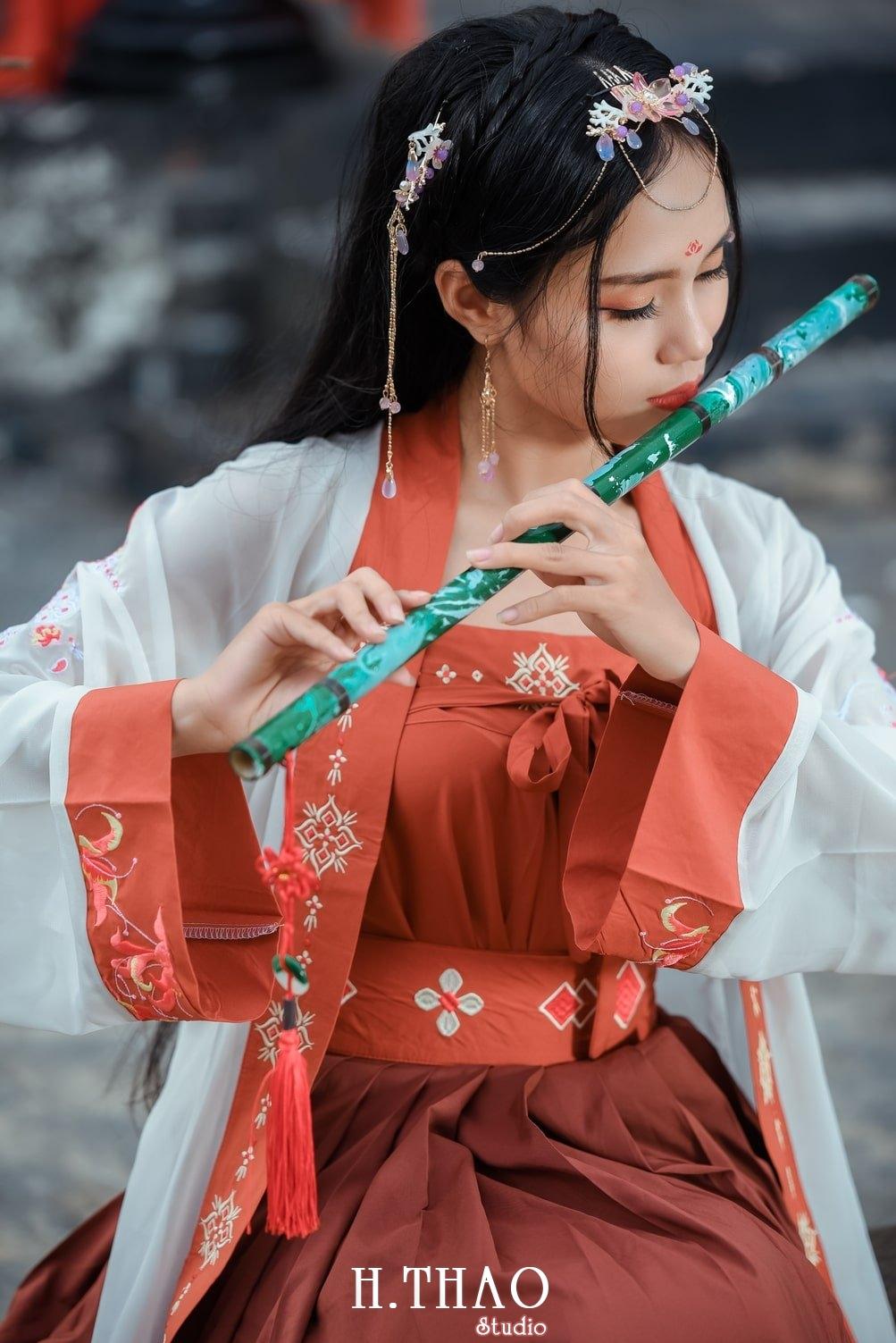 Anh tieu long nu 18 - Album ảnh chụp cổ trang cá nhân theo concept đời đường - HThao Studio
