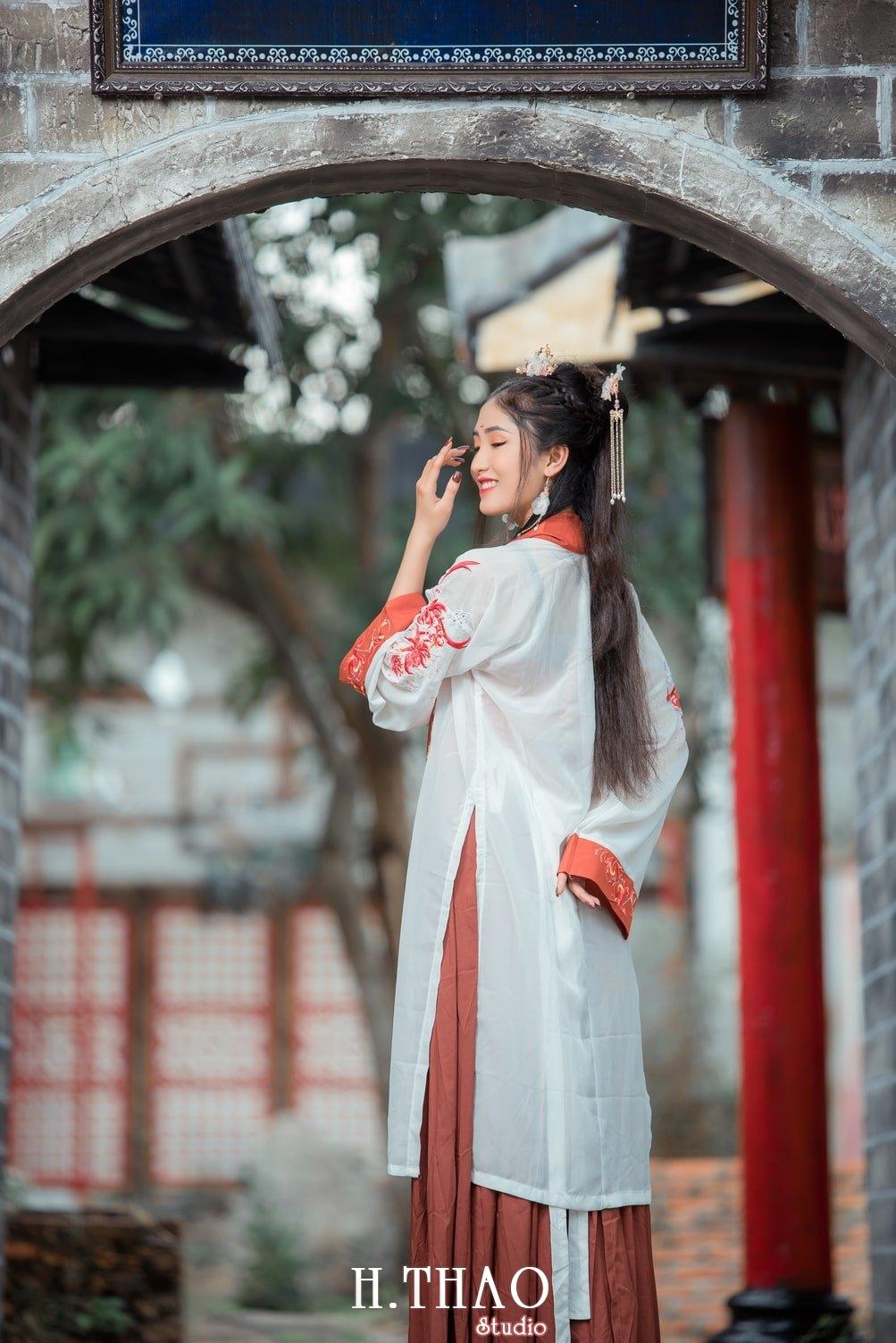 Anh tieu long nu 2 - Album ảnh chụp cổ trang cá nhân theo concept đời đường - HThao Studio