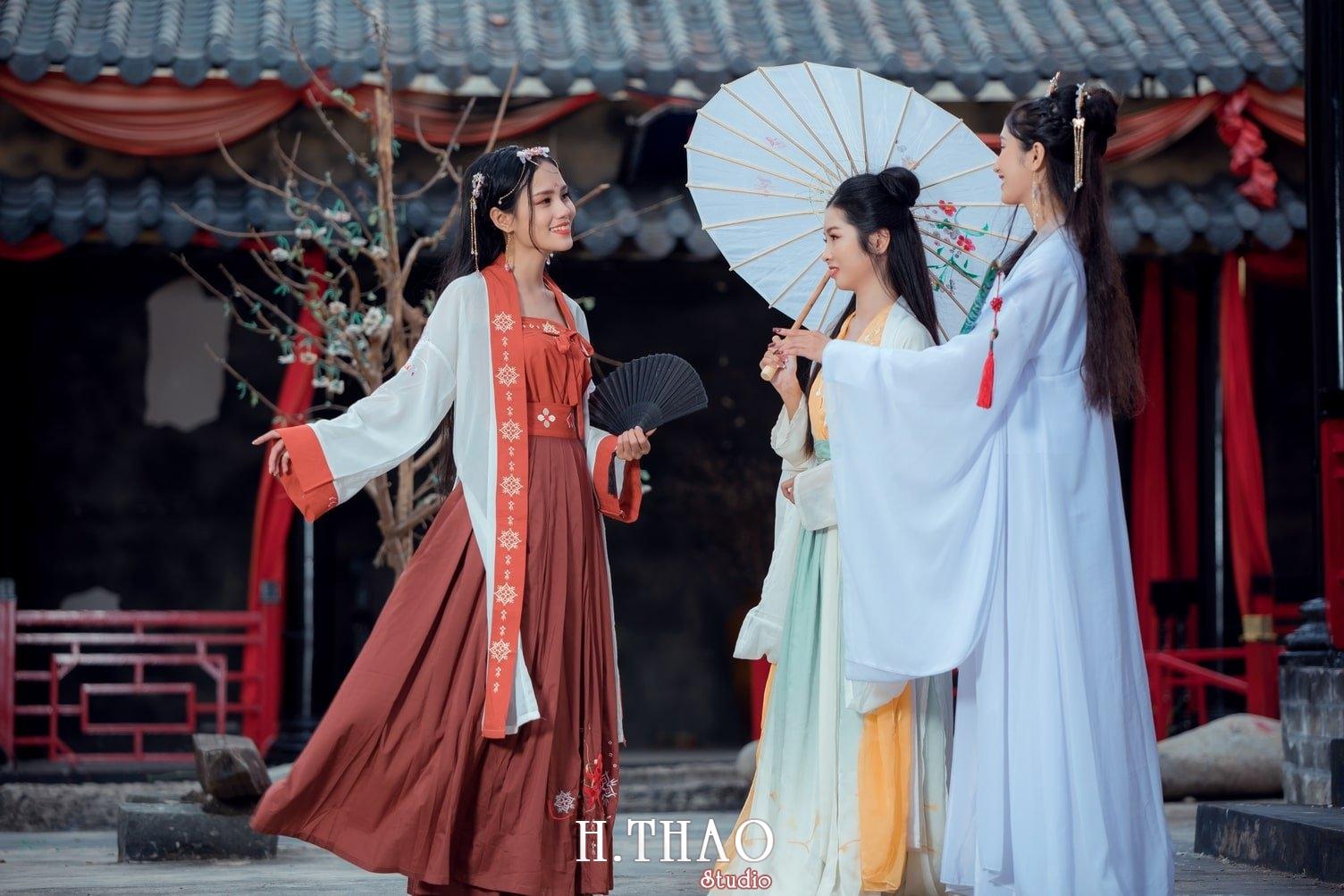 Anh tieu long nu 20 - Bộ ảnh cổ trang chụp theo concept tiểu long nữ nhẹ nhàng - HThao Studio