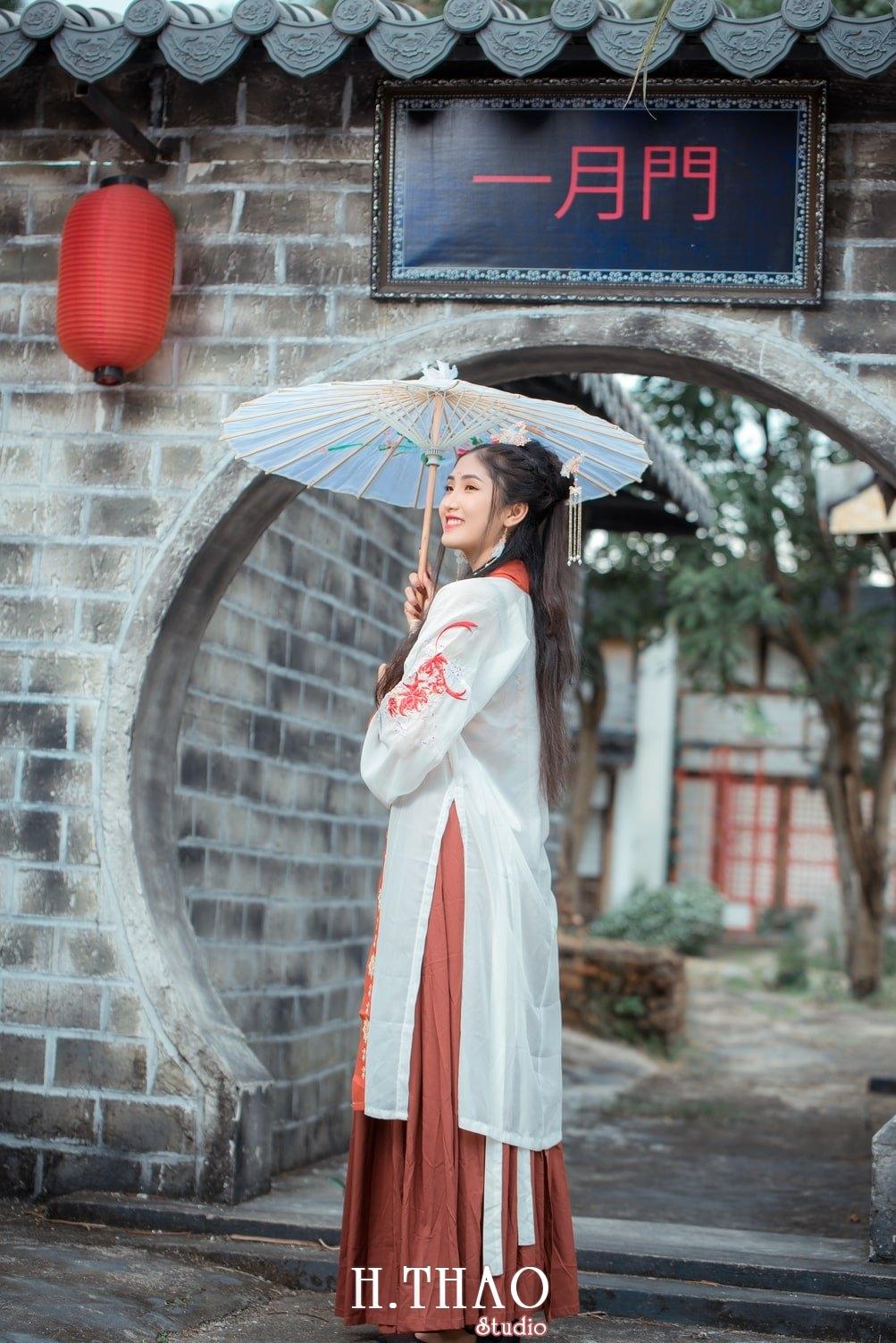 Anh tieu long nu 3 - Bộ ảnh cổ trang chụp theo concept tiểu long nữ nhẹ nhàng - HThao Studio