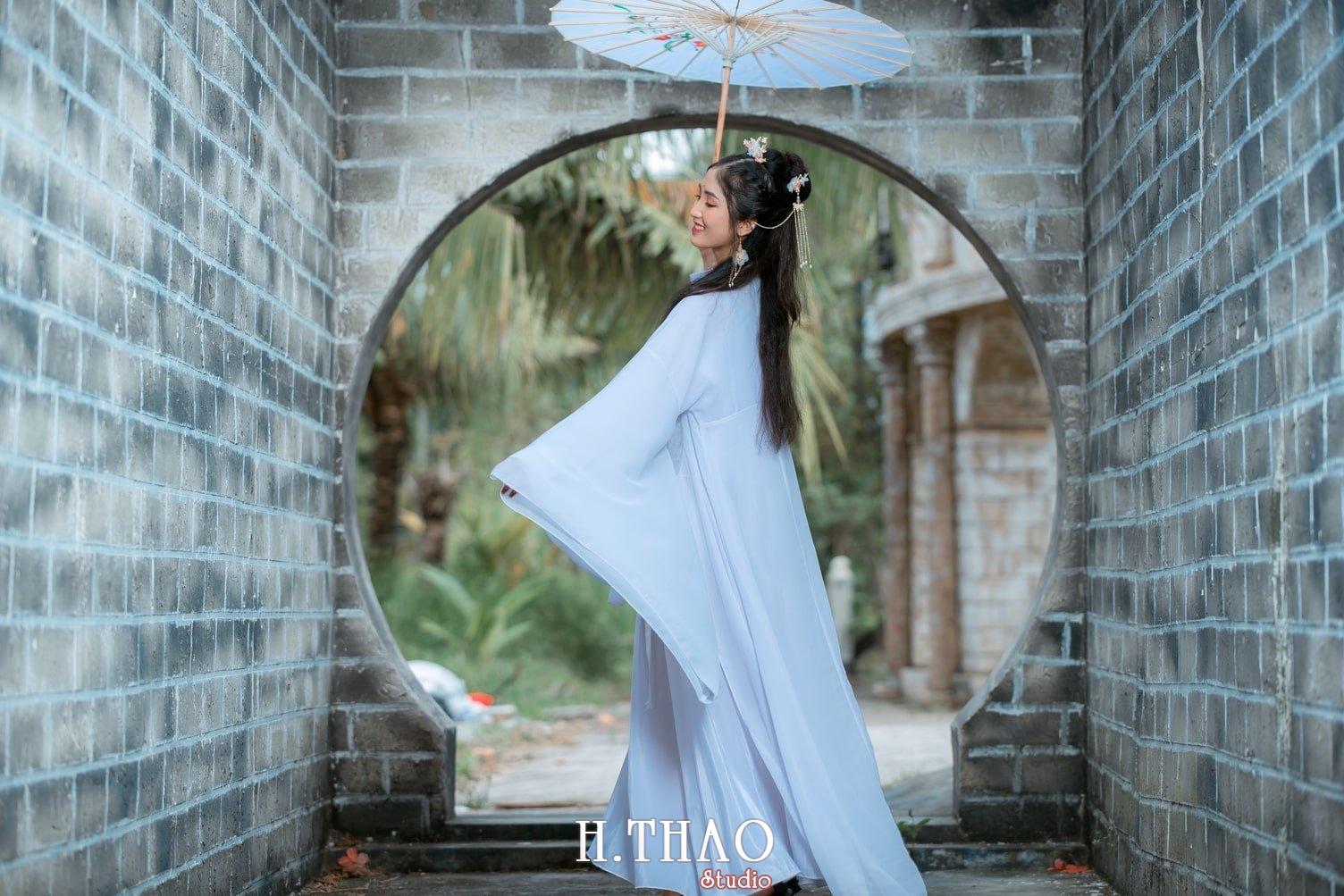 Anh tieu long nu 6 - Bộ ảnh cổ trang chụp theo concept tiểu long nữ nhẹ nhàng - HThao Studio