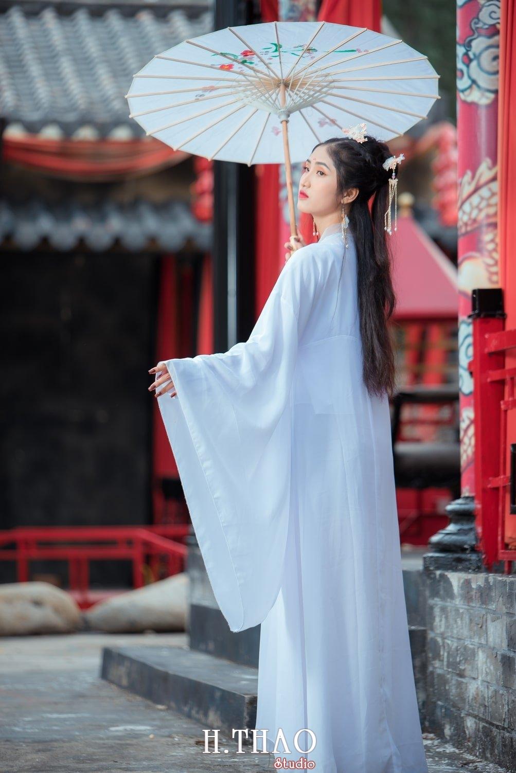 Anh tieu long nu 8 - Bộ ảnh cổ trang chụp theo concept tiểu long nữ nhẹ nhàng - HThao Studio