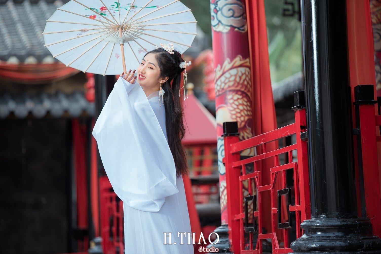 Anh tieu long nu 9 - Bộ ảnh cổ trang chụp theo concept tiểu long nữ nhẹ nhàng - HThao Studio