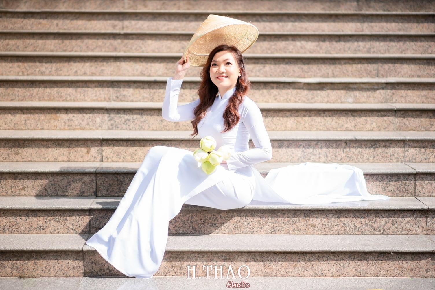 Ao dai 15 - Báo giá chụp ảnh áo dài trọn gói tại Tp.HCM - HThao Studio