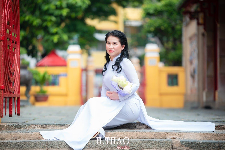 Ao dai lang ong ba chieu 10 1 - Top #10 địa điểm chụp hình ngoại cảnh đẹp nhất Tp.HCM - HThao Studio