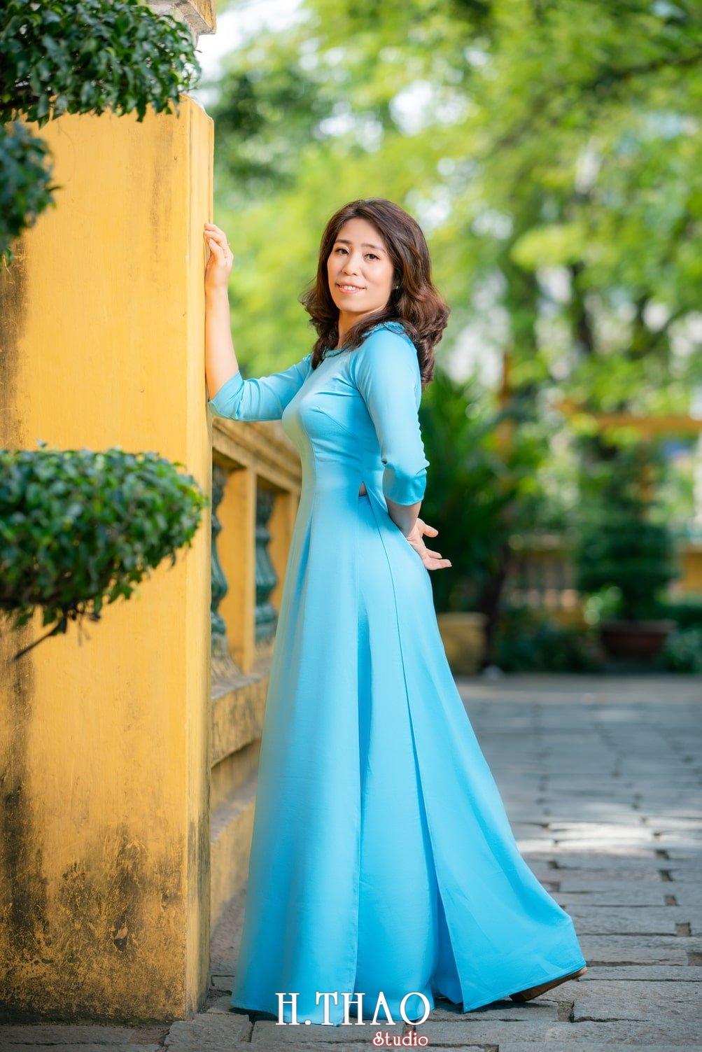 Ao dai lang ong ba chieu 12 1 - Album áo dài lăng ông bà chiểu chị Oanh - HThao Studio