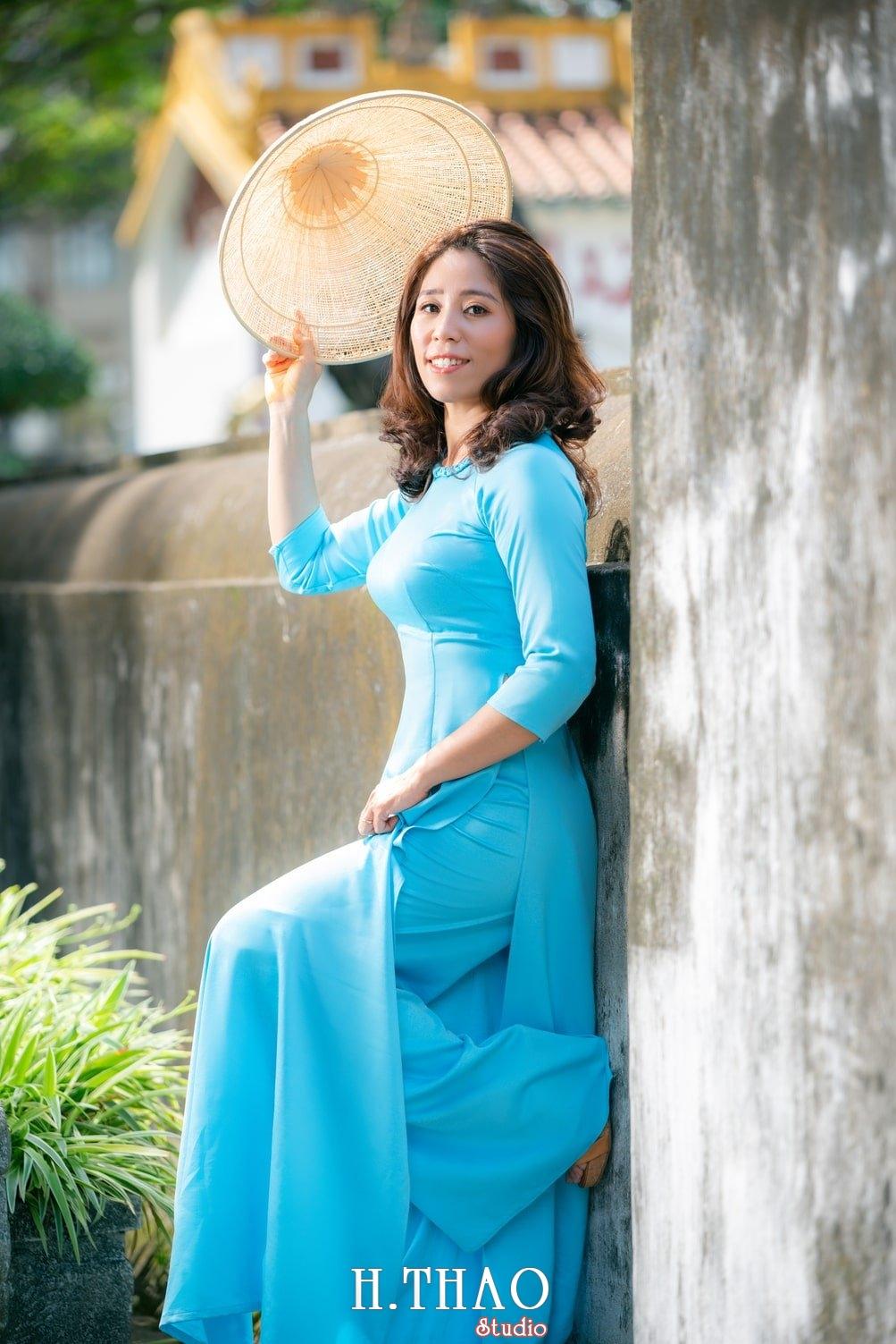 Ao dai lang ong ba chieu 17 - Album áo dài lăng ông bà chiểu chị Oanh - HThao Studio