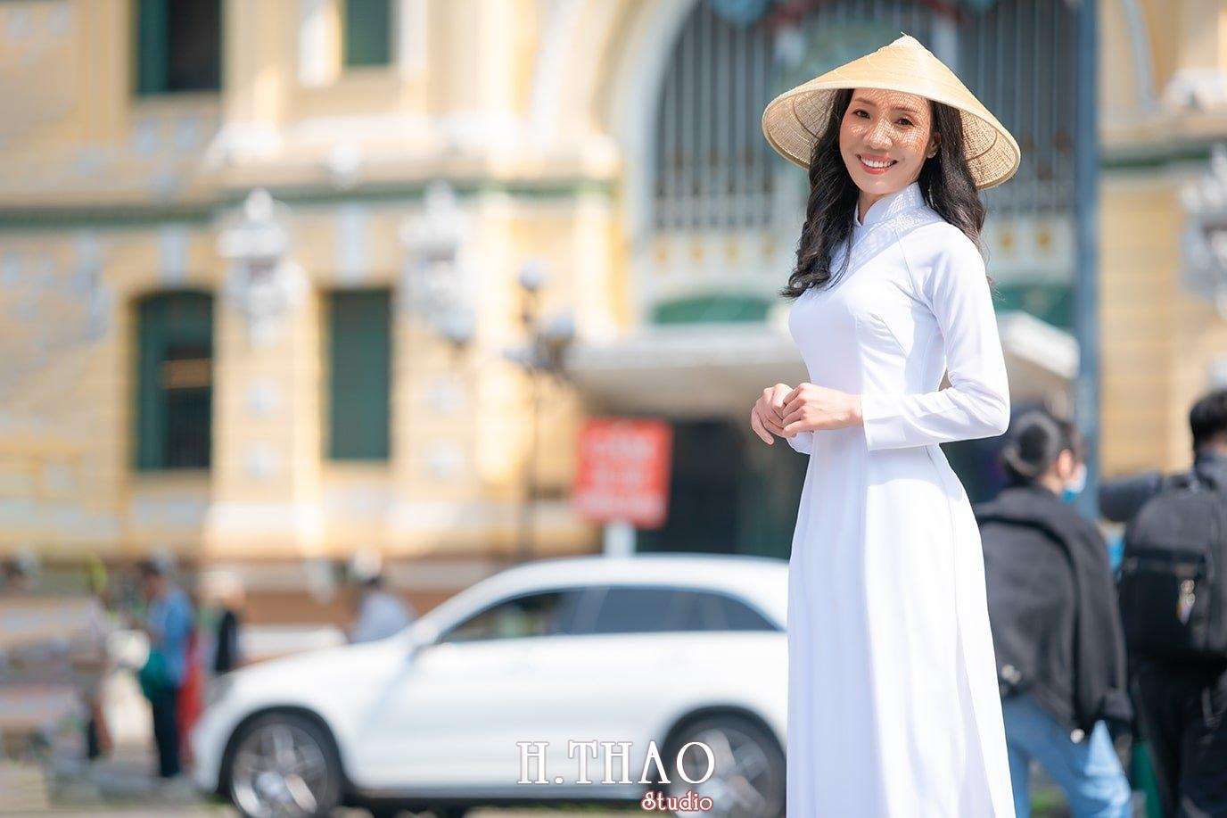 Ao dai nha tho duc ba 26 - Tổng hợp album ảnh áo dài chụp tại nhà thờ Đức Bà - HThao Studio