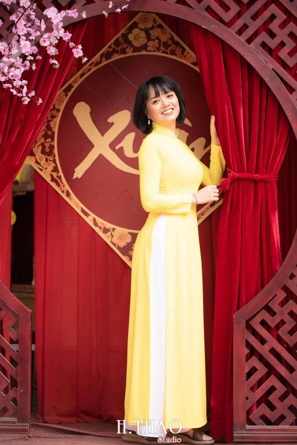 Ao dai tet 2021 10 - Báo giá chụp ảnh áo dài trọn gói tại Tp.HCM - HThao Studio