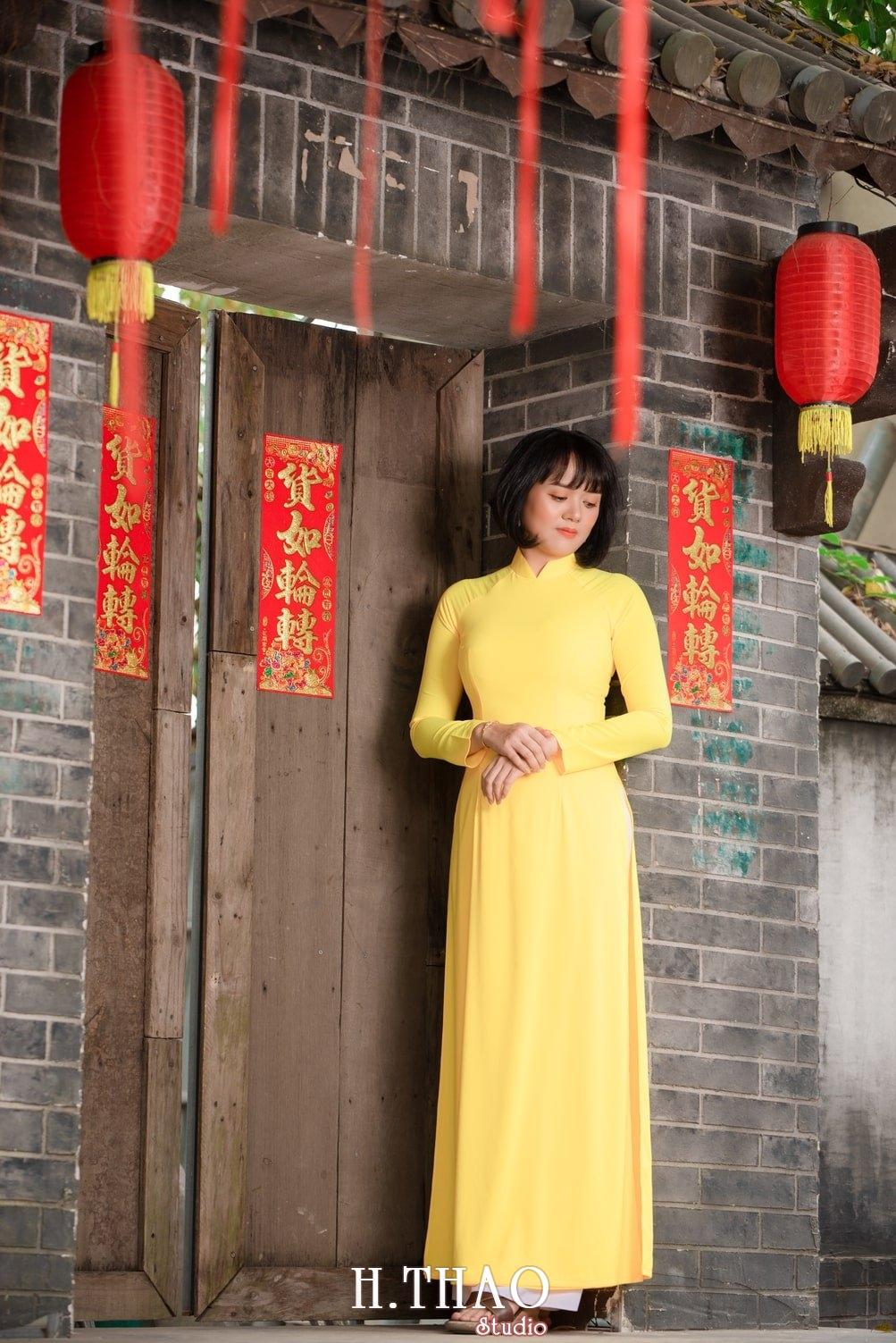 Ao dai tet 2021 7 - Báo giá chụp ảnh áo dài trọn gói tại Tp.HCM - HThao Studio