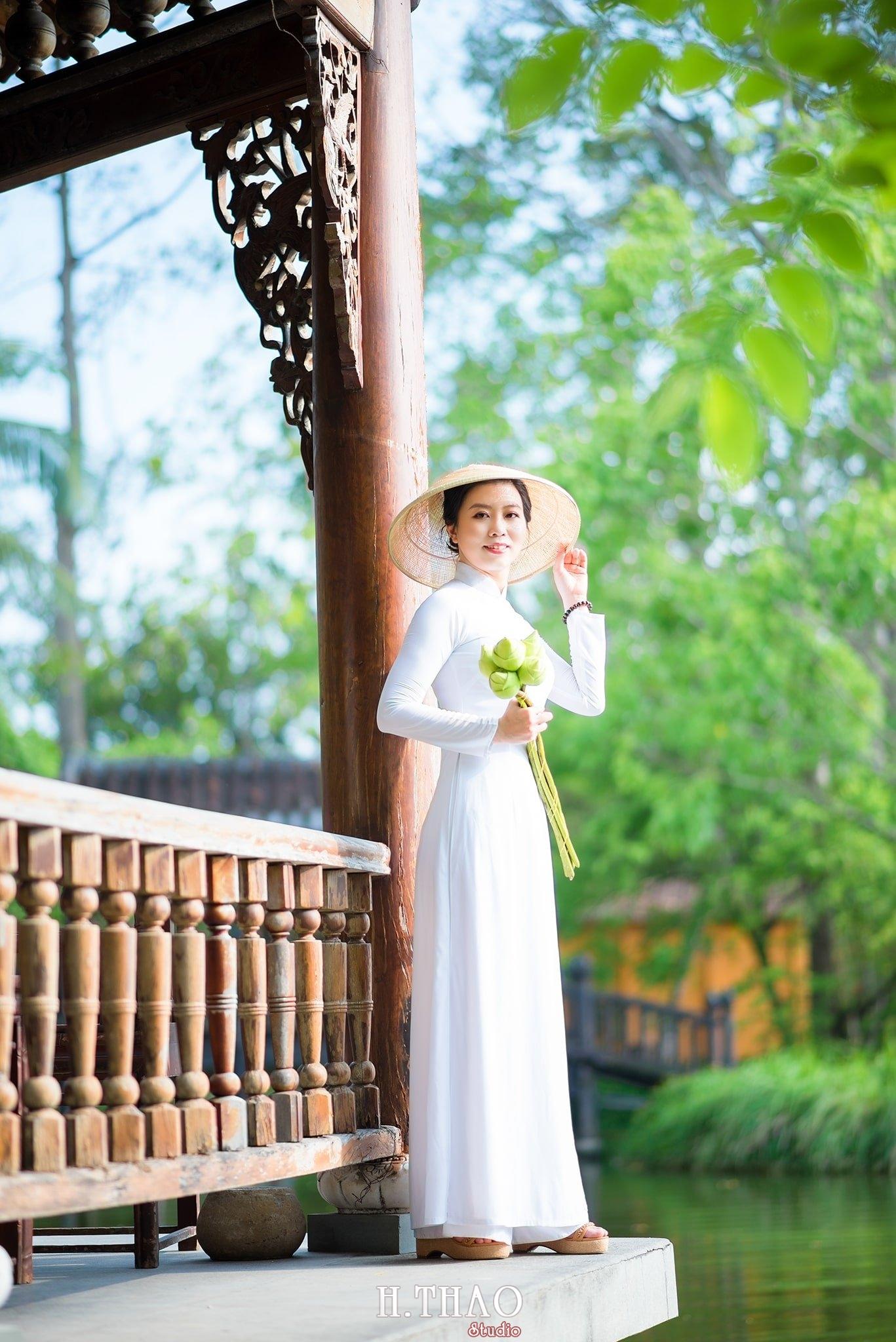 Ao dai trang 11 1 - Bảo tàng áo dài quận 9, địa điểm chụp hình HOT nhất Tp.HCM