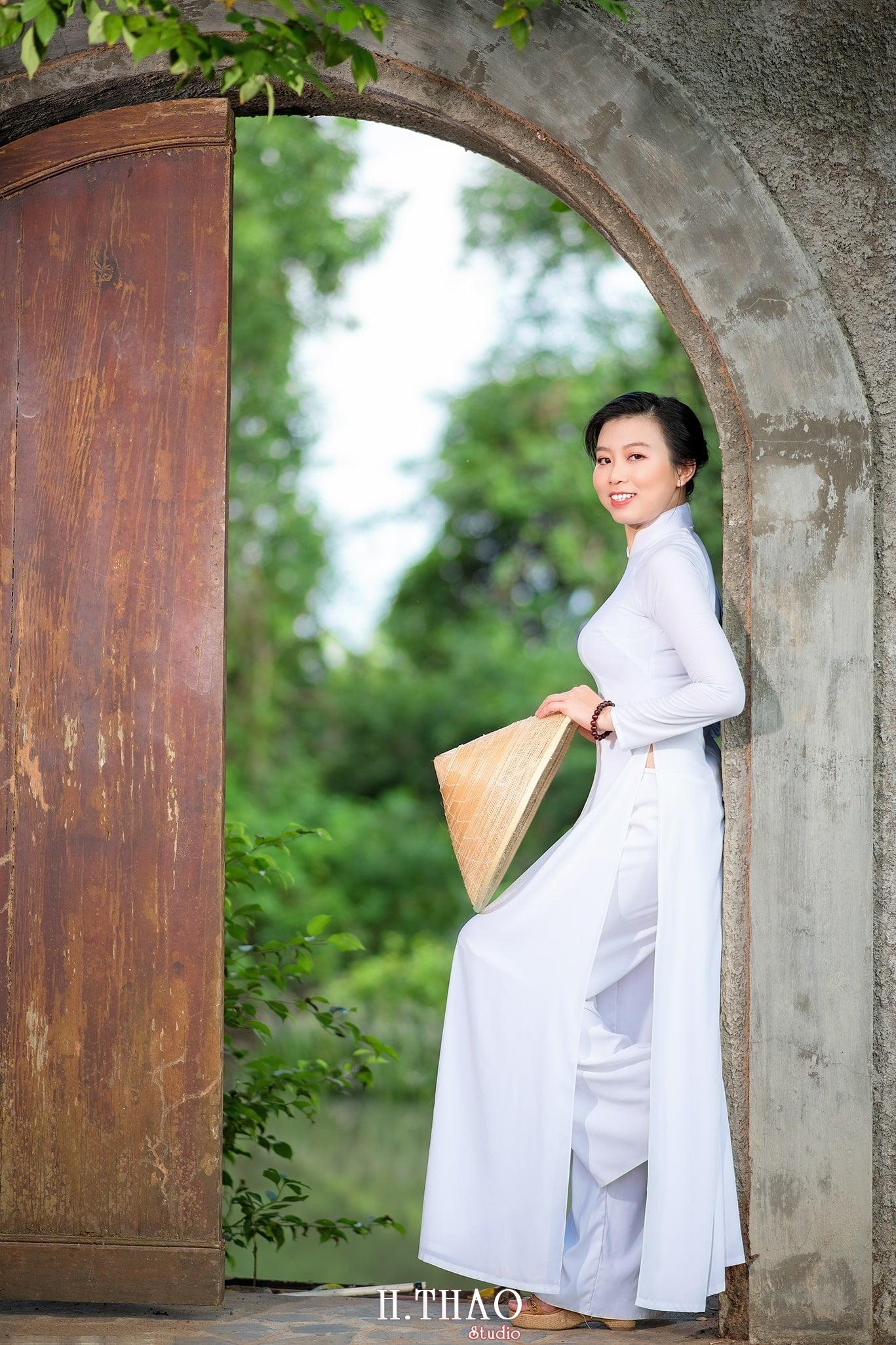 Ao dai trang 13 1 - Bảo tàng áo dài quận 9, địa điểm chụp hình HOT nhất Tp.HCM