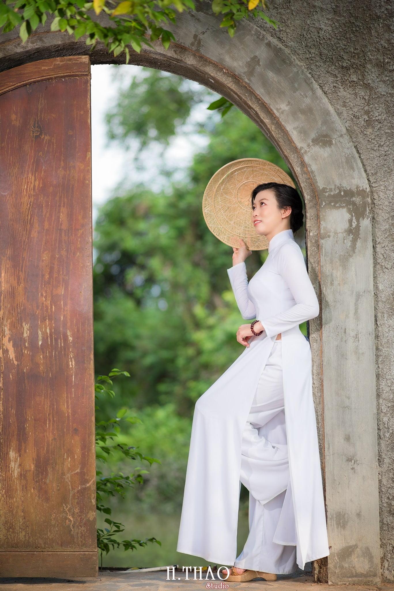 Ao dai trang 14 1 - Bảo tàng áo dài quận 9, địa điểm chụp hình HOT nhất Tp.HCM