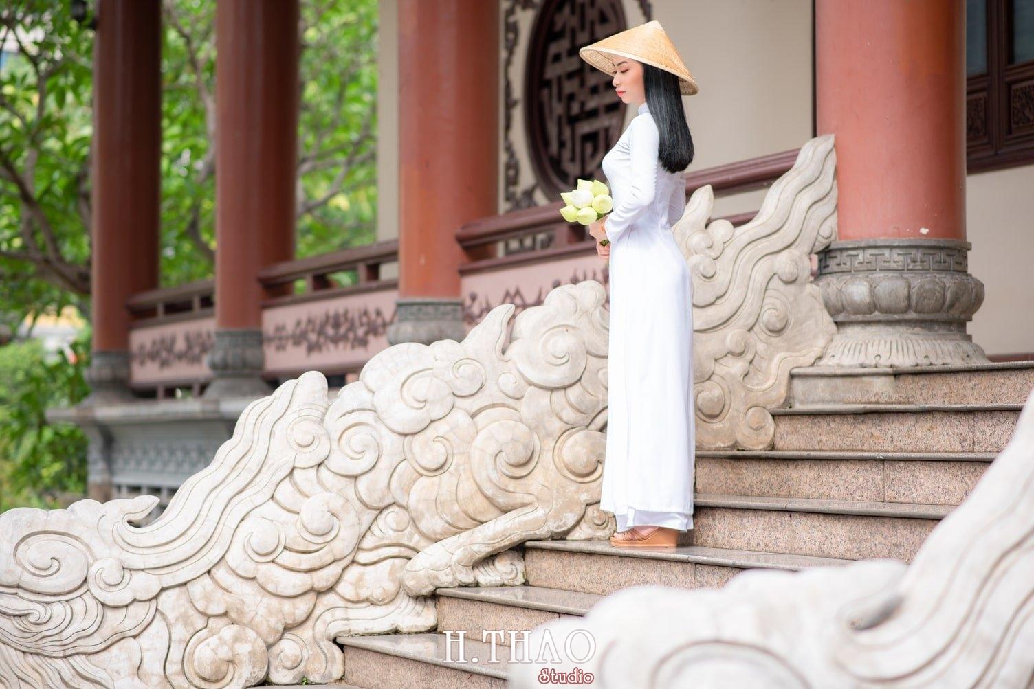 Ao dai trang 9 - Báo giá chụp ảnh áo dài trọn gói tại Tp.HCM - HThao Studio