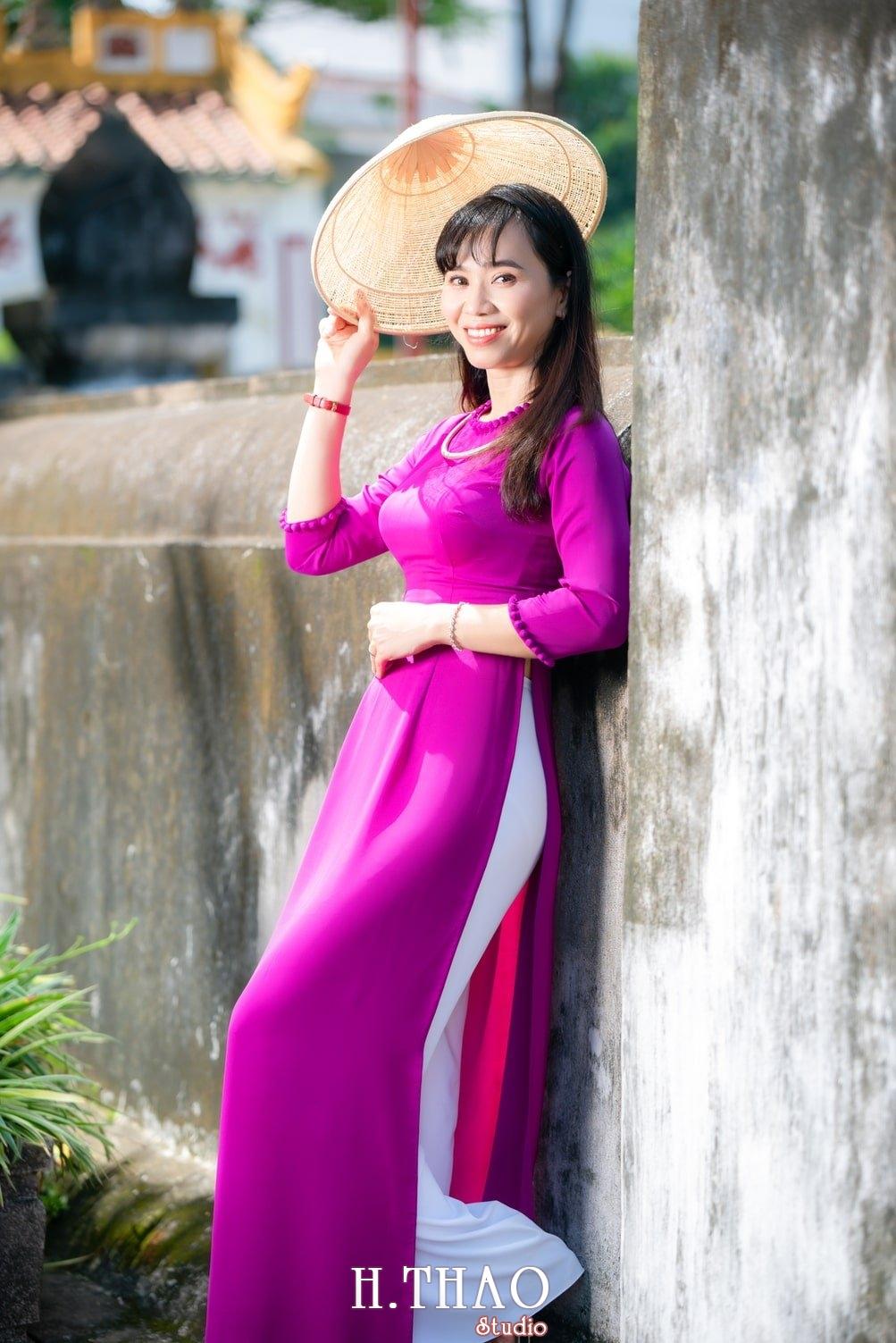 Ao dai viet nam 16 - Album áo dài tím, áo dài trắng thướt tha trong gió - HThao Studio