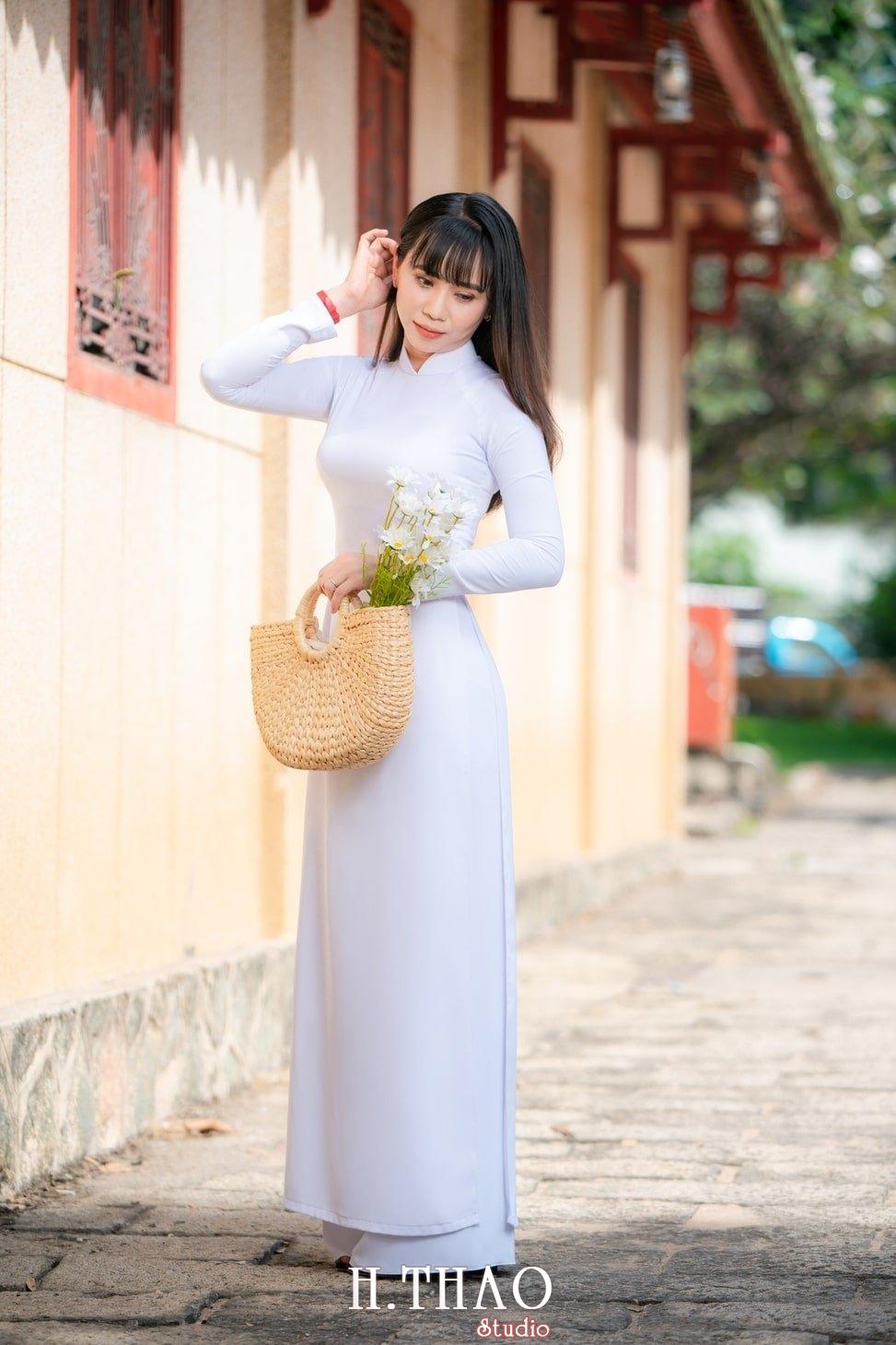 Ao dai viet nam 3 - Album áo dài tím, áo dài trắng thướt tha trong gió - HThao Studio