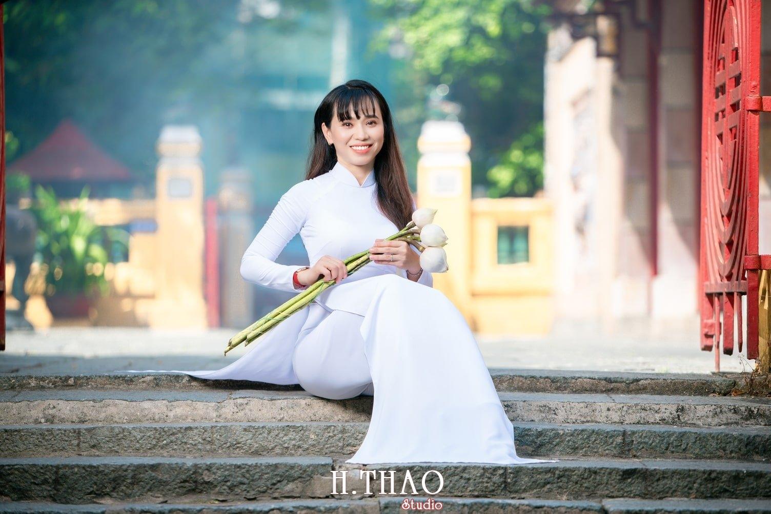 Ao dai viet nam 7 - Album áo dài tím, áo dài trắng thướt tha trong gió - HThao Studio