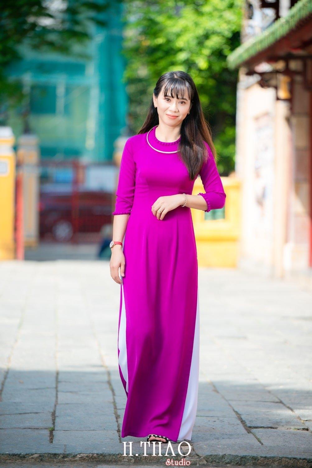 Ao dai viet nam 9 - Album áo dài tím, áo dài trắng thướt tha trong gió - HThao Studio