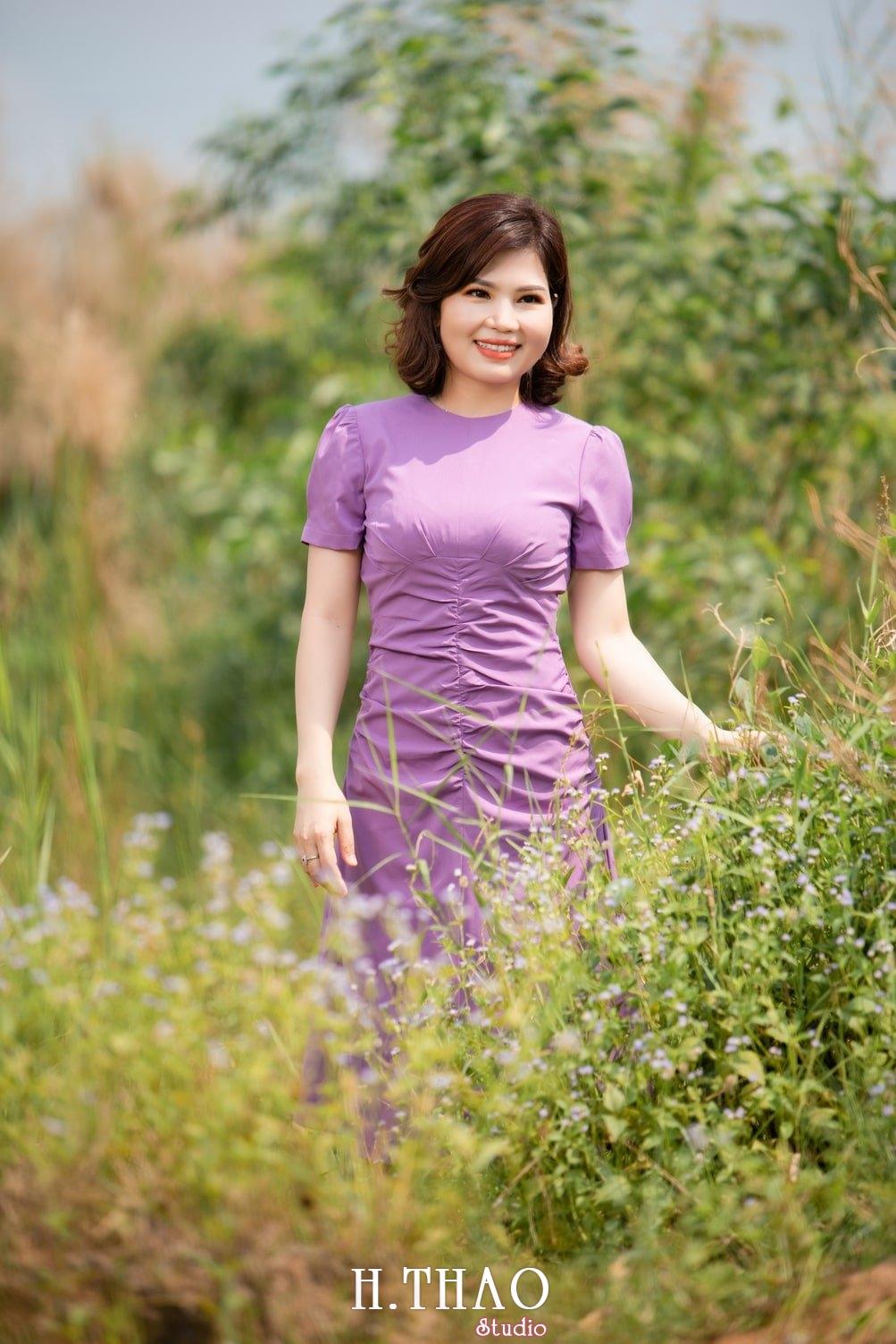 Canh Dong Co Lau 14 - Chụp ảnh với cánh đồng cỏ lau quận 9 tuyệt đẹp - HThao Studio
