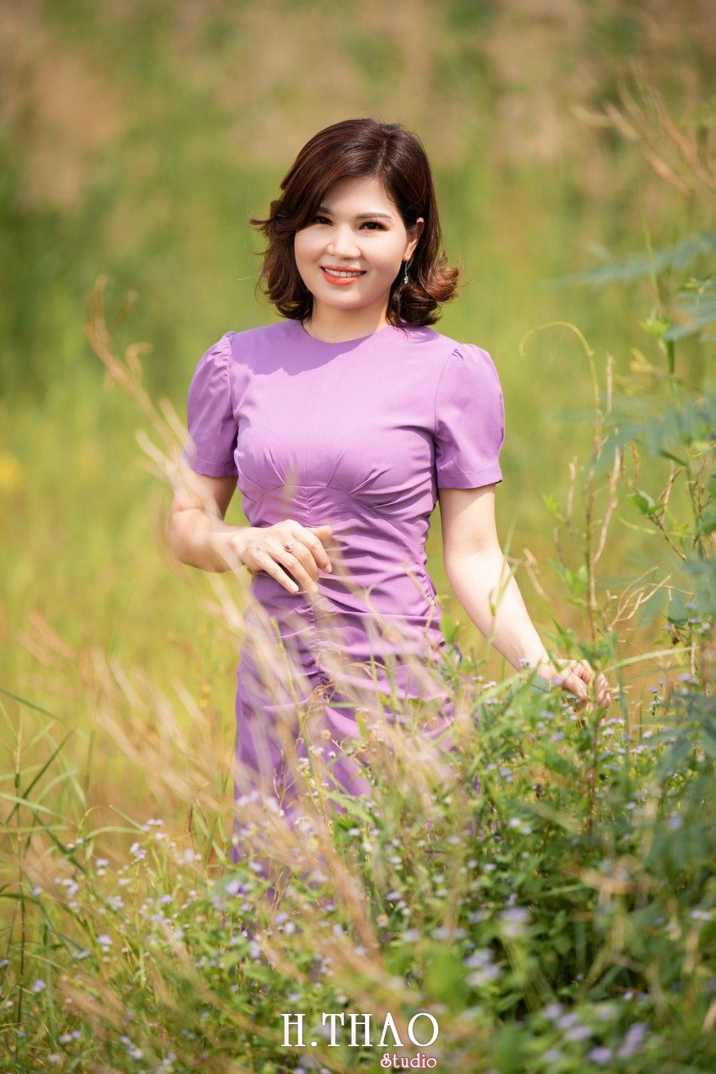 Canh Dong Co Lau 15 - Chụp ảnh với cánh đồng cỏ lau quận 9 tuyệt đẹp - HThao Studio