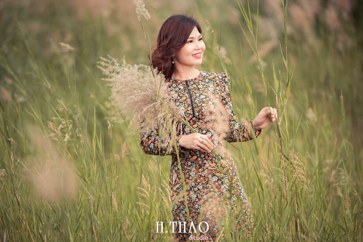 Canh Dong Co Lau 4 - Top #10 địa điểm chụp hình ngoại cảnh đẹp nhất Tp.HCM - HThao Studio