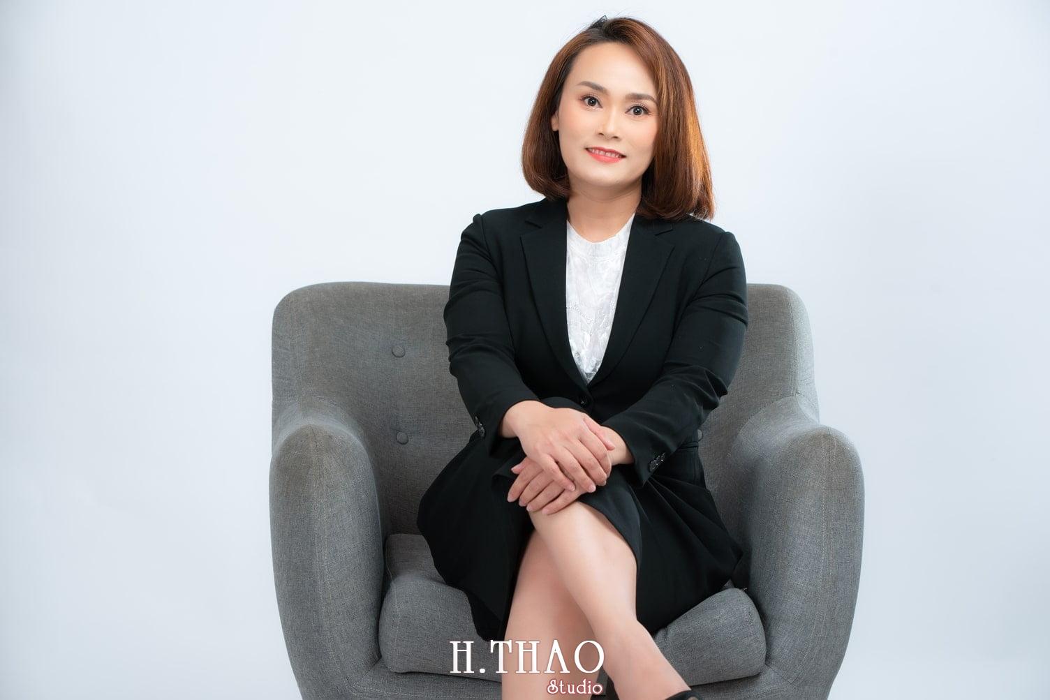 Chi Kim 4 - Album ảnh doanh nhân nữ: chị Kim đẹp nhẹ nhàng - HThao Studio