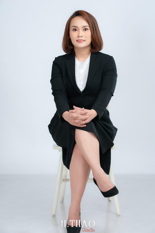 Chi Kim 9 - Album ảnh doanh nhân nữ: chị Kim đẹp nhẹ nhàng - HThao Studio