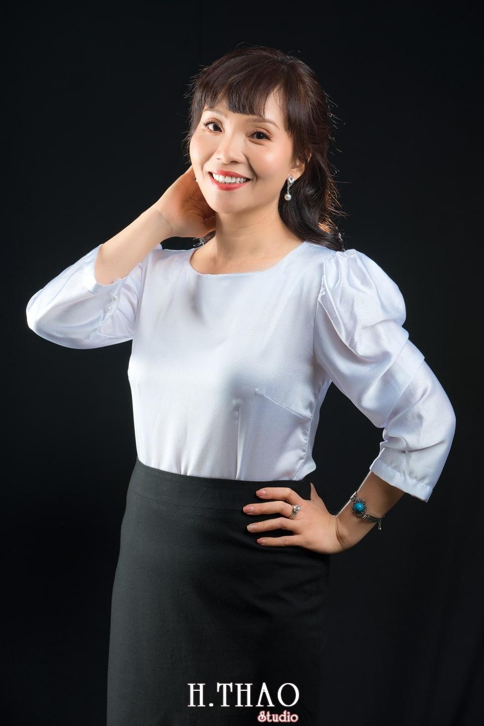 Chi Quynh 13 - Bộ ảnh Doanh nhân, Tiến sĩ V.T.B Quỳnh đẹp, sang trọng - HThao Studio