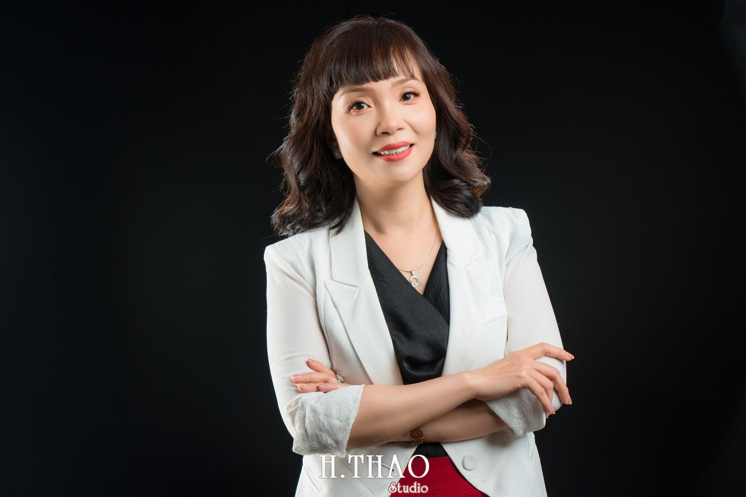 Chi Quynh 4 - Bộ ảnh Doanh nhân, Tiến sĩ V.T.B Quỳnh đẹp, sang trọng - HThao Studio