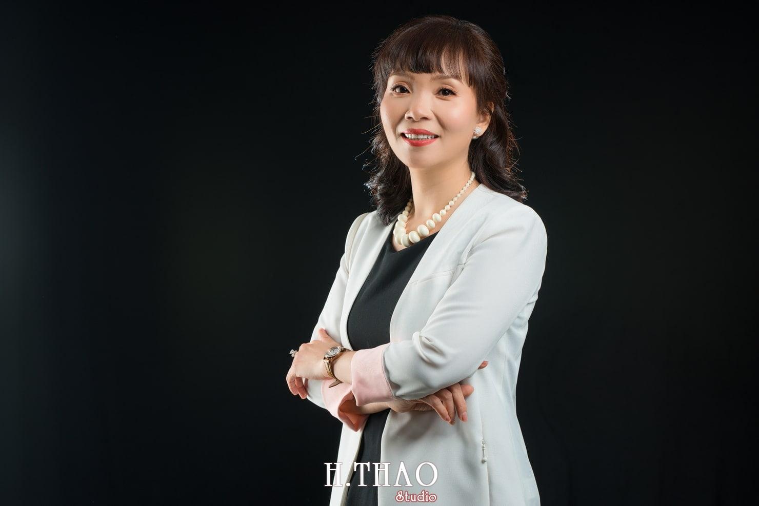 Chi Quynh 5 - Bộ ảnh Doanh nhân, Tiến sĩ V.T.B Quỳnh đẹp, sang trọng - HThao Studio