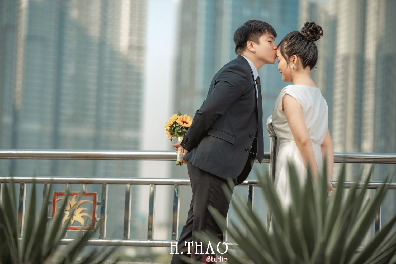 Couple Hai Hang 1 - Album ảnh couple đôi bạn trẻ chụp tại công viên VinHome - HThao Studio