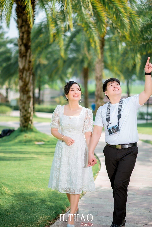 Couple Hai Hang 10 - Tổng hợp các địa điểm chụp hình couple ngoại cảnh đẹp ở Tp.HCM