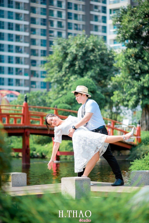 Couple Hai Hang 11 - Tổng hợp các địa điểm chụp hình couple ngoại cảnh đẹp ở Tp.HCM
