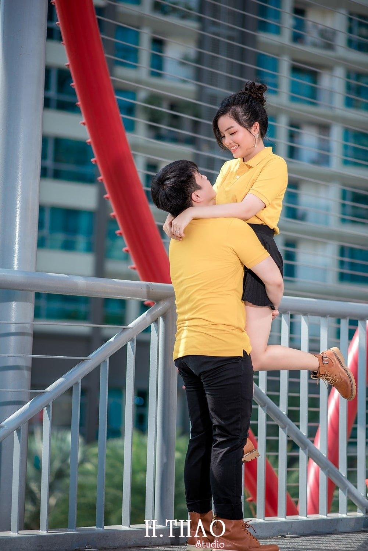 Couple Hai Hang 20 - Tổng hợp các địa điểm chụp hình couple ngoại cảnh đẹp ở Tp.HCM