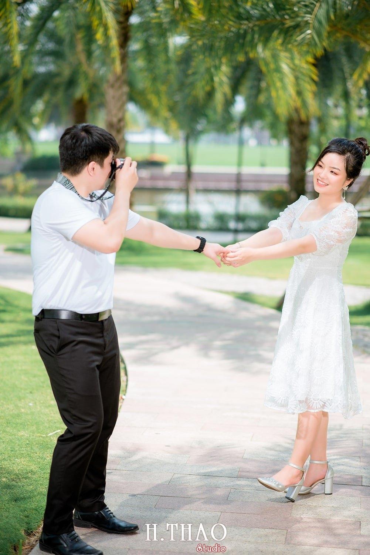 Couple Hai Hang 21 - Album ảnh couple đôi bạn trẻ chụp tại công viên VinHome - HThao Studio